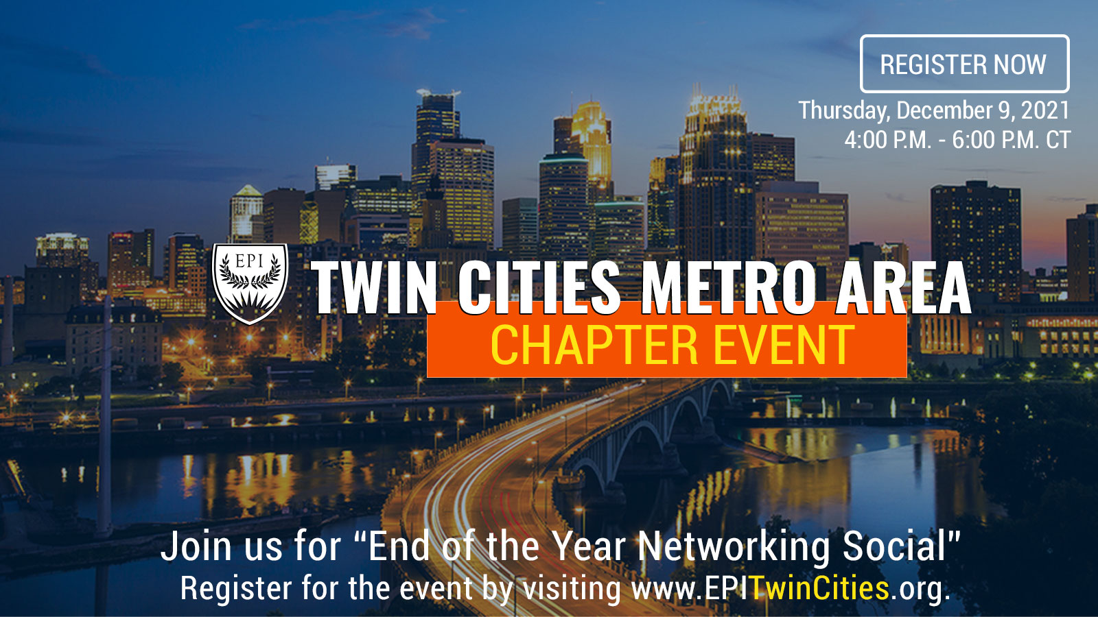 End of Year Networking Social