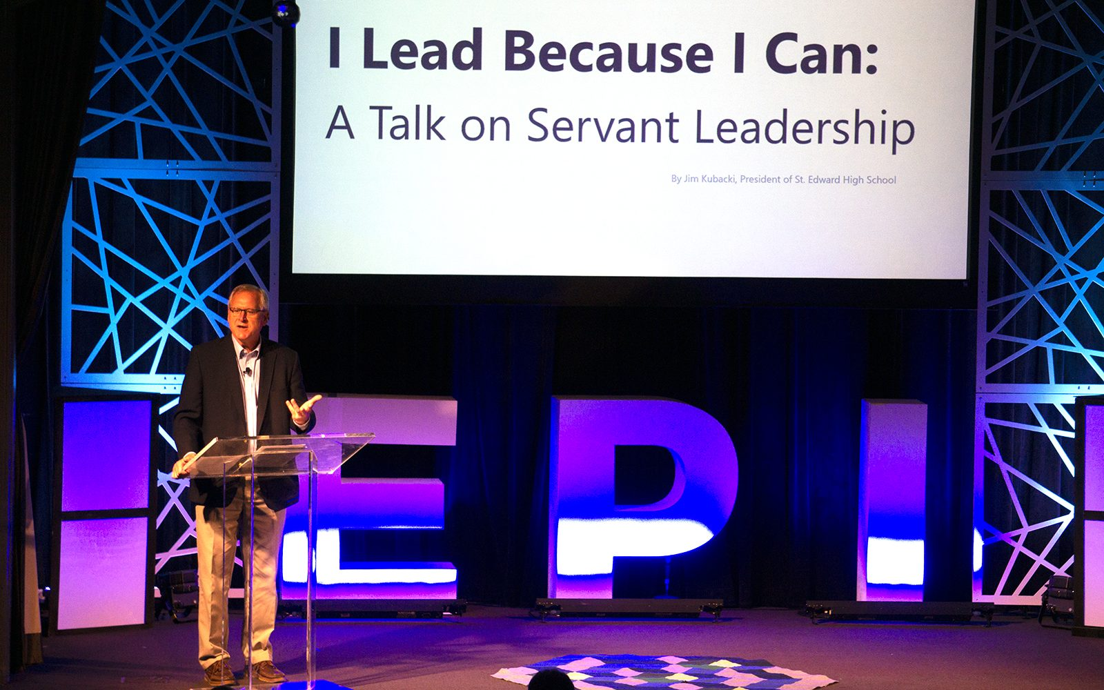 "Jim Kubacki: ""The Servant Leader"""