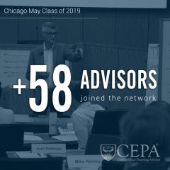 [Chicago, IL] EPI is Pleased to Welcome 58 New Advisors to the CEPA Community