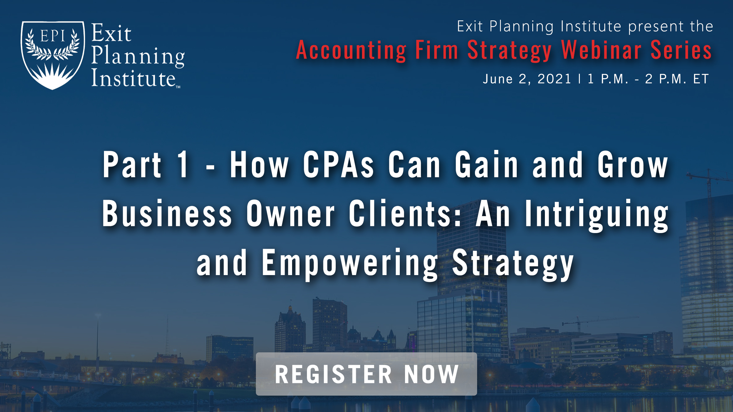 Part 1: How CPAs Can Gain and Grow Business Owner Clients