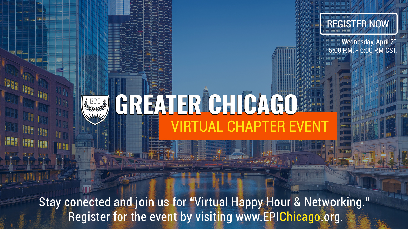 Virtual Happy Hour & Networking