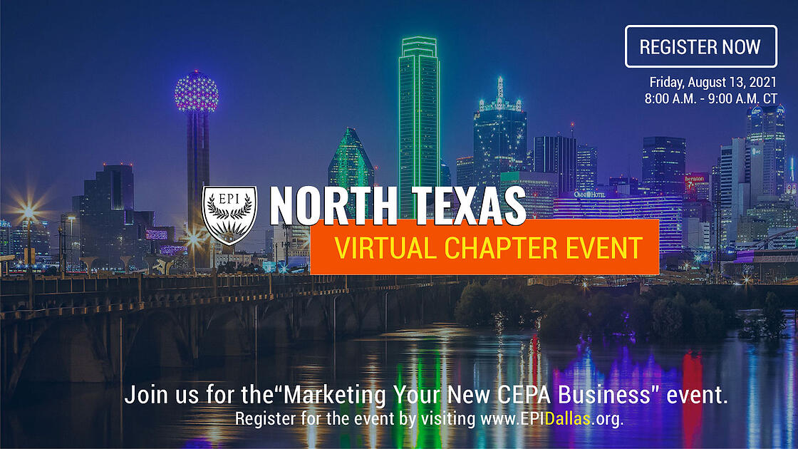 Marketing Your New <br>CEPA Business