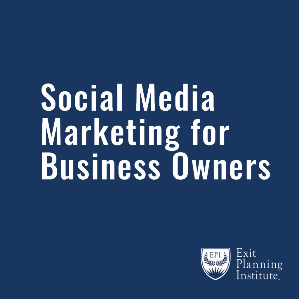 Social Media Marketing for Business Owners